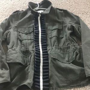 Anthropologie Harlyn medium jacket